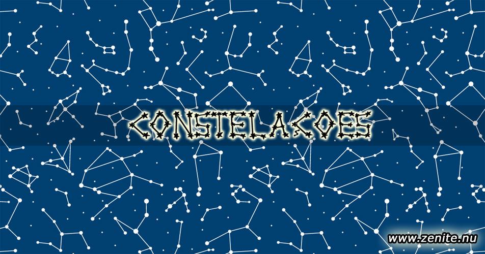 Constelações, as 88 maravilhas do céu