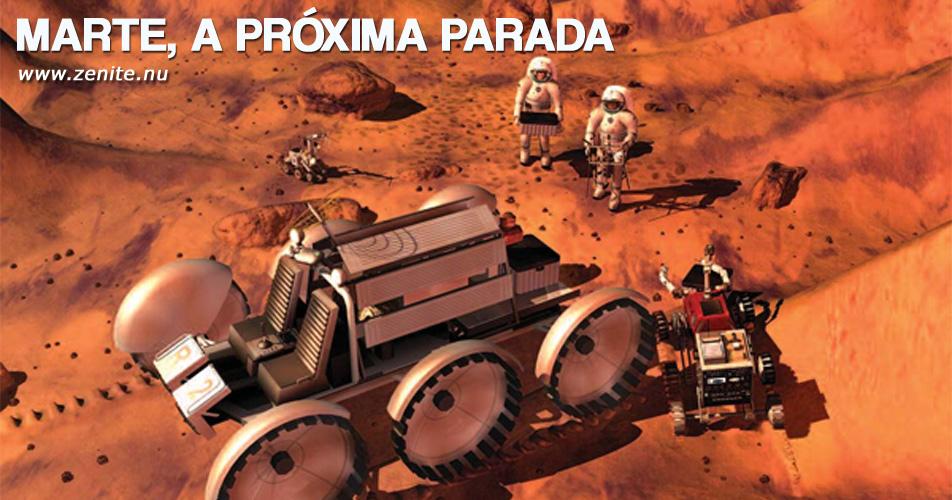 Marte,a próxima parada