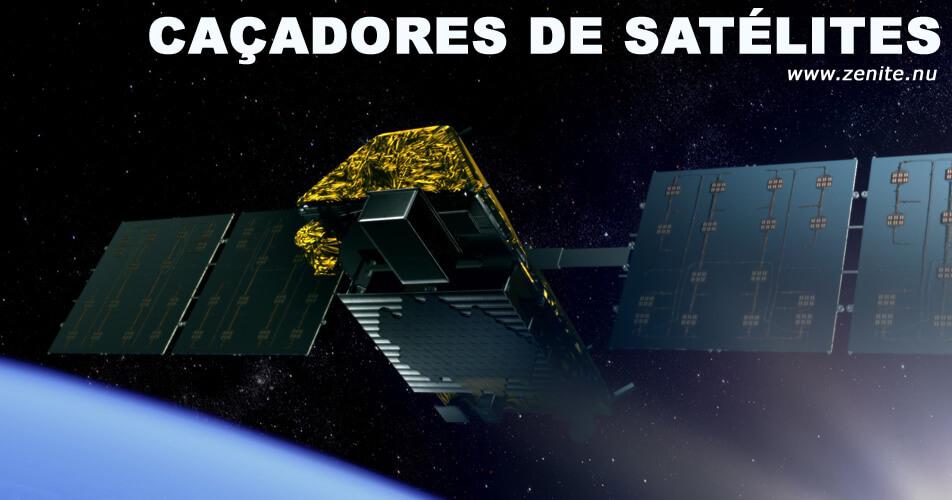 Caçadores de satélites