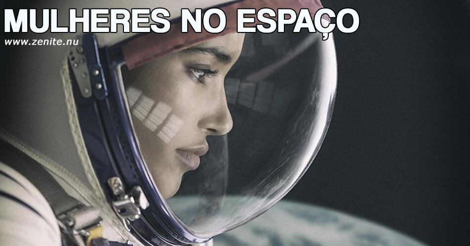 Mulheres no espaço