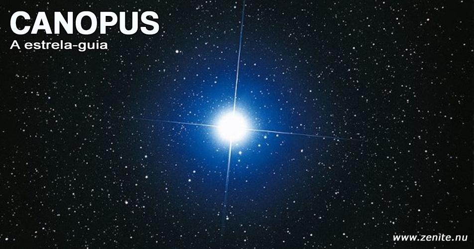 Canopus, a estrela-guia