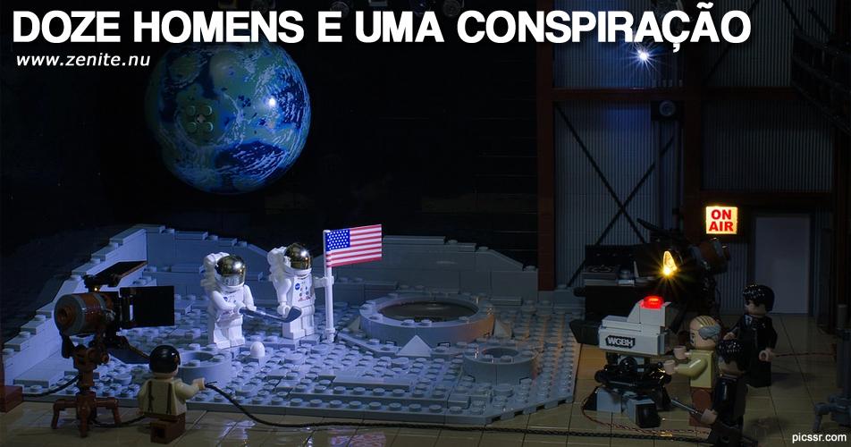 Doze homens e uma conspiração