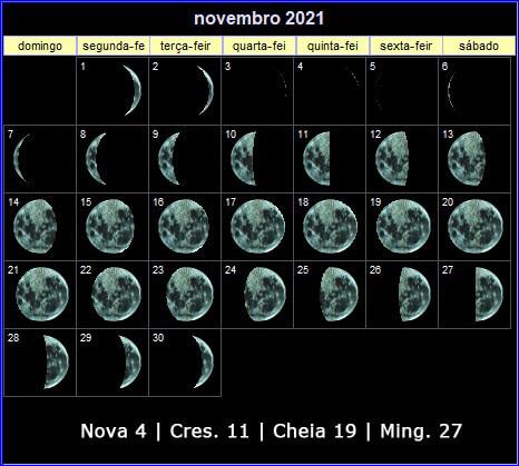 Calendário lunar